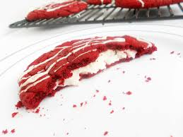 red velvet cheesecake cookies confessions of a confectionista