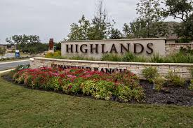 Garden Ridge Round Rock Tx by The Highlands At Mayfield Ranch Neighborhood Round Rock Texas