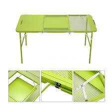 100 camping dining table cowboy kitchen folding table