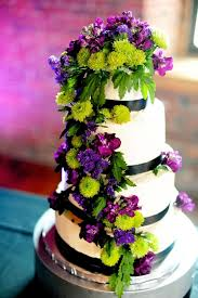 wedding cakes with purple and green gallery for gt purple and