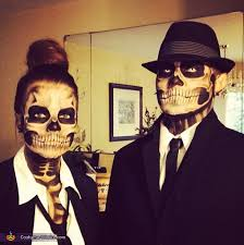 Badass Mens Halloween Costumes 25 Scary Couples Costumes Ideas Scary Couples