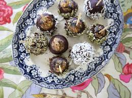 christmas cake truffles recipe viva