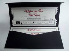 movie ticket wedding invitation template free google search