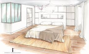 plan chambre a coucher plan chambre parentale avec salle de bain et dressing kirafes