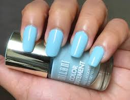 milani color statement nail polish mint crush swatches love