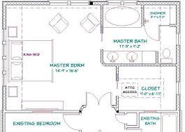 Design A Bathroom Floor Plan Bathroom Outstanding Small Master Bathroom Floor Plans Planning