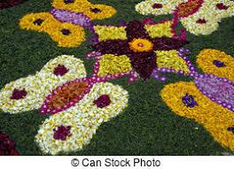 rangoli decoration flower petals rangoli decoration stock photography search