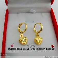 heart shaped earrings best 3 heart shaped earrings earrings gold plated compact models