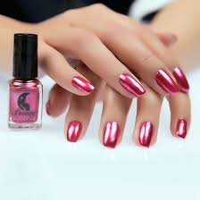 online get cheap mirror metallic nail polish aliexpress com