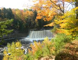 newberry michigan fall color tour fall color reports