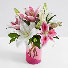 lilly flowers lilies flower arrangements from 29 99 proflowers