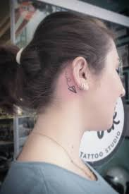 21 insanely creative behind the ear tattoos tlcme tlc