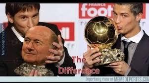 Memes De Messi - los memes se burlan de messi por el bal祿n de oro a cristiano el