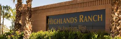 highlands ranch homes for sale las vegas
