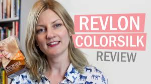 revlon colorsilk beautiful colour hair dye medium ash blonde 70