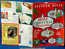 1966 spencer gifts novelty gift catalog tpnc