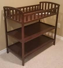 Brown Changing Table Baby What A Change An Change Table To Serving Cart Diy Hometalk