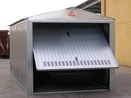 porte per box auto box auto prefabbricato in lamiera zincata componibile a piacere