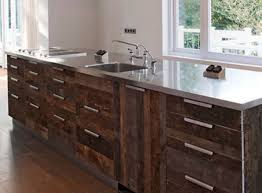 Salvaged Kitchen Cabinets Reclaimed Wood Kitchen Cabinets Salvaged Kitchen Cabinets Nifty