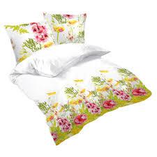 peony 100 cotton bed linen set duvet cover u0026 pillow cases