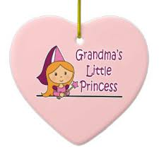 i my grandmother ornaments keepsake ornaments zazzle