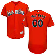 custom marlins jersey customized personalized miami marlins