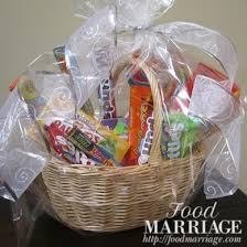 How To Make A Candy Bouquet Make Your Own Candy Bouquet Basket Food Marriage