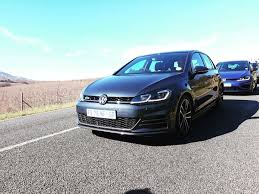 new volkswagen sports car car review new golf gtd and golf r women on wheels