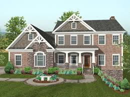 Two Story Craftsman Graham Craftsman Home Plan 013d 0170 House Plans And More