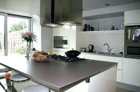 idee cuisine avec ilot idee cuisine ilot central table idee deco cuisine avec ilot