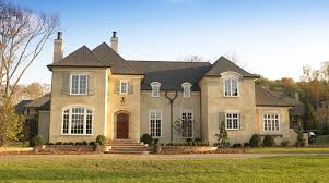 french country home plans stucco exterior pinterest french