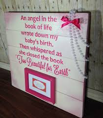 Infant Loss Gifts Custom Canvas Infant Child Or Death Sympathy Gift