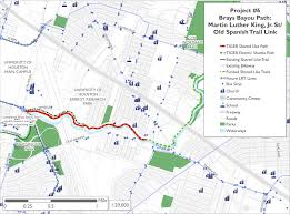 Austin Bike Map by Kinetic Energy Corridors Centerpoint And City Teaming Up On Row