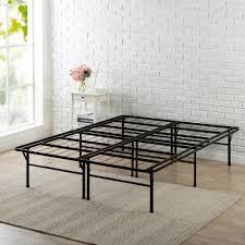 zinus 16 in twin xl smartbase deluxe mattress foundation hd sb13