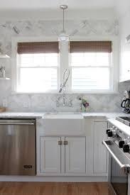 kitchen marble backsplash kitchen backsplashes kitchen attachment herringbone marble