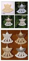 free crochet patterns free christmas angels crochet patterns