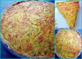 cuisiner des carottes la poele tarte courgettes carottes râpées la cuisine facile de tini