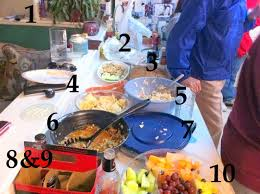 Pictures Of Buffet Tables by How To Set Up A Buffet Table U0026 Examples Of What Not To Do The