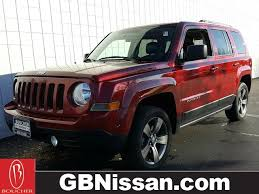 2015 jeep patriot pre owned 2015 jeep patriot latitude suv in the milwaukee area