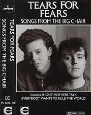 pop tears for fears music cassettes ebay