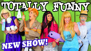 totally funny sketch comedy show for kids new from totally tv