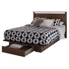 Platform Bed Drawers Platform Bed With Drawers Ebay