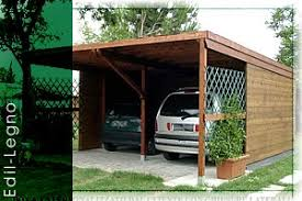 gazebo in legno per auto prezzi box auto