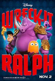 disney u0027s wreck ralph posters u0026 trailer comic family