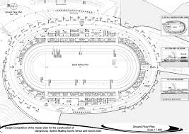 gallery of 2018 pyeongchang speedskating arena proposal idea 2018 pyeongchang speedskating arena proposal ground floor plan