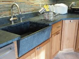 This Is The Photo That Inspired Our Sink And Countertop We Knew - Kitchen counter with sink