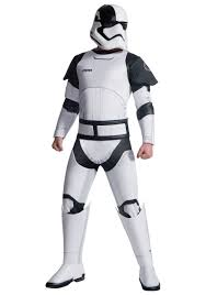 star wars the last jedi deluxe stormtrooper costume for adults