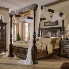 bed frames canopy bed sets wood canopy bed frame full size