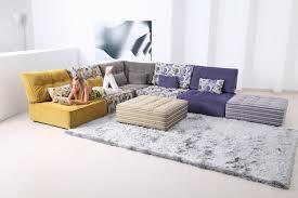 canapé tissu modulable urbantrott com