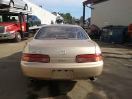 lexus sc300 1996 buy used 1996 lexus sc300 coupe 3 0l salvage project car wrecked